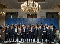 Participants at the Second Alliance of Civilizations Forum, which took place in Istanbul from 6 to 7 April 2009 (photo: dpa)