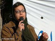 Shadi Sadr (photo: Meydaan News/DW)