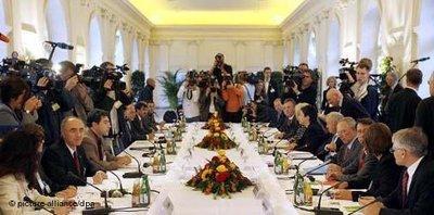 German Islam Conference (photo: dpa)