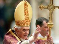 Pope Benedict XVI (photo: AP)