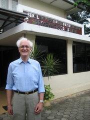 Professor Franz Magnis-Suseno (photo: Arian Fariborz)