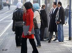 Muslim women in Germany (photo: AP)