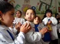Elementary school in Tripolis, Libya