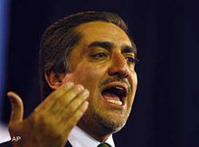 Abdullah Abdullah, photo: AP