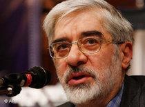 Mir Hossein Mussawi (photo: AP)