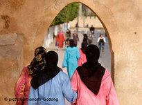 Women in Morocco (photo: picture alliance/Godong)