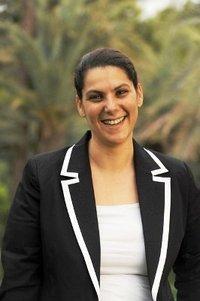 Fatima Azzahra al-Mansouri (photo: private copyright)
