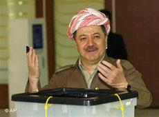 Massoud Barzani (photo: AP)