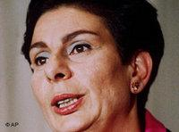 Hanan Ashrawi (photo: AP)