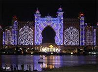 Dubai's Atlantis Resort (photo: AP)