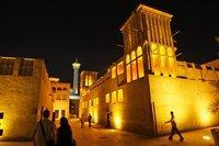 Dubai's Old Town (photo: AP)