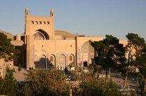 The shrine of Abdullah Ansari in Herat (photo: Britta Petersen)