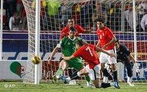 Algeria versus Egypt, football (photo: AP)