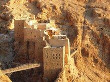 Deir Mar Musa (photo: Stephen Starr)