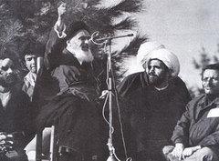 Ayatollah Ruhollah Khomeini (photo: AP)