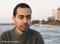Moroccan blogger Mohammed Sahli (photo: Mohammed Sahli)