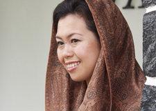 Yenny Zannuba Wahid (photo: © www.zannubawahid.com)