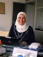 Safaa Asmy (photo: Gabriele Rubner)
