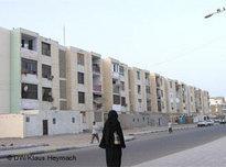 Street scene in Aden (photo: DW/Klaus Heymach)