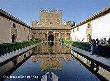 The Alhambra in Granada (photo: picture-alliance/dpa)