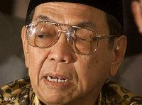 Abdurrahman Wahid (photo: AP)