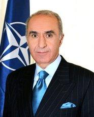 Hikmet Çetin (photo source: NATO)
