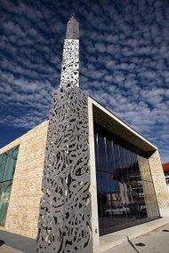 Mosque in Penzberg, Bavaria (photo: dpa)