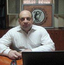 Ghassan Abdullah (photo: Austin Mackell)