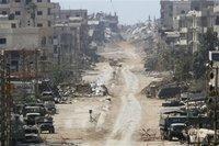 Nahr el-Bared in Tripoli, Lebanon (photo: AP)