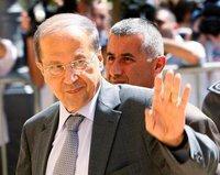 General Aoun (photo: AP)