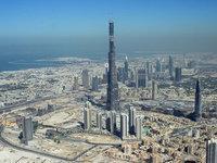 The Burj Dubai (photo: AP)