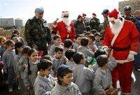 Christmas celebrations in Lebanon (photo: AP)