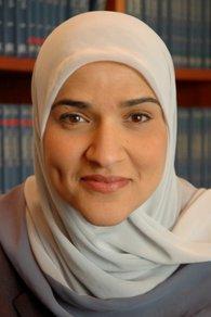 Dalia Mogahed (photo source: stthomas.edu)