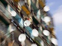 Satellite dishes (photo: dpa)