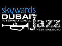 Logo Jazzfestival Dubai (source: www.dubaijazzfest.com)