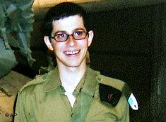 Gilad Shalit (photo: AP)