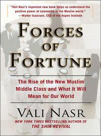 Cover 'Forces of Fortune' by Vali Nasr (image: publisher)