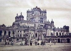 La Martinière College in Lucknow in 1858 (photo: Felice Beato, source: Wikipedia)
