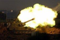 Israeli ground offensive during the Gaza war (photo: AP)