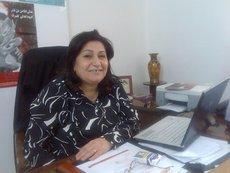 Zainab El Ghunaimi (photo: Ruth Kinet)