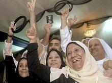 Massuma al Mubarak (photo: dpa)