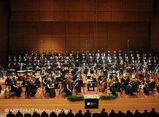 Concert of the BIPO in Istanbul (photo: &copy artefakt-berlin.de/DW)