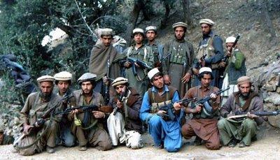 Mujahideen (photo: Erwin Lux, source: Wikipedia)