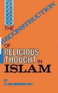Cover 'The Reconstruction of Religious Thought in Islam' (source: publisher)