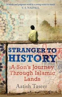 Cover 'Stranger to History' (source: publisher)