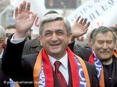 Serge Sarkisian (photo: dpa)