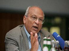 Gamal al-Ghitani (photo: DW)