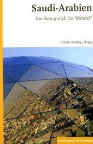 Cover of the book 'Saudi Arabia – A Kingdom in Flux?' (&copy publisher)