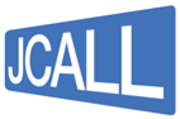 The JCall logo