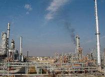 Oil refinery in Abadan (photo: DW)